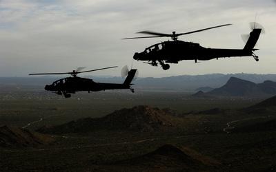 Boeing AH-64 Apache [4] wallpaper