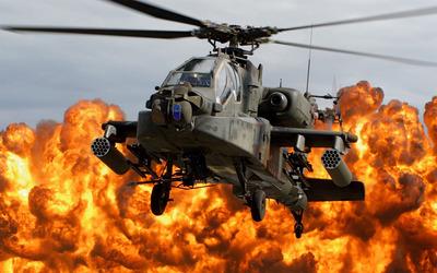 Boeing AH-64D Apache Longbow wallpaper