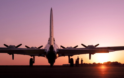 Boeing B-17 Flying Fortress [3] wallpaper