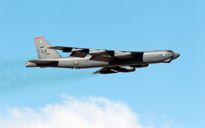 Boeing B-52 Stratofortress [3] wallpaper