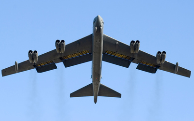 Boeing B-52 Stratofortress [2] wallpaper