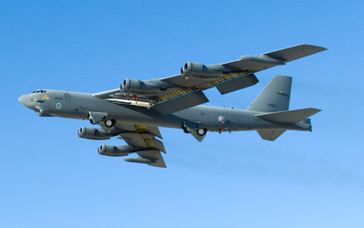 Boeing B-52 Stratofortress wallpaper