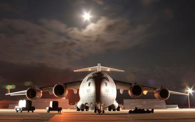 Boeing C-17 Globemaster III [3] wallpaper