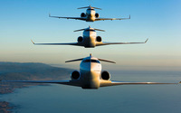 Bombardier Global Express wallpaper 1920x1080 jpg