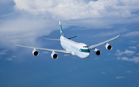 Cathay Pacific Cargo Boeing 747 wallpaper 2560x1440 jpg