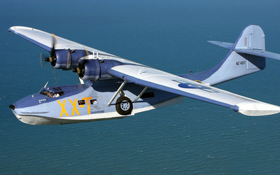 Consolidated PBY Catalina wallpaper