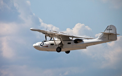Consolidated PBY Catalina [2] wallpaper