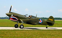 Curtiss P-40 Warhawk wallpaper 1920x1200 jpg