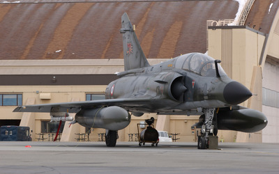 Dassault Mirage 2000 [2] wallpaper