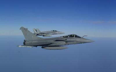 Dassault Rafale [4] wallpaper