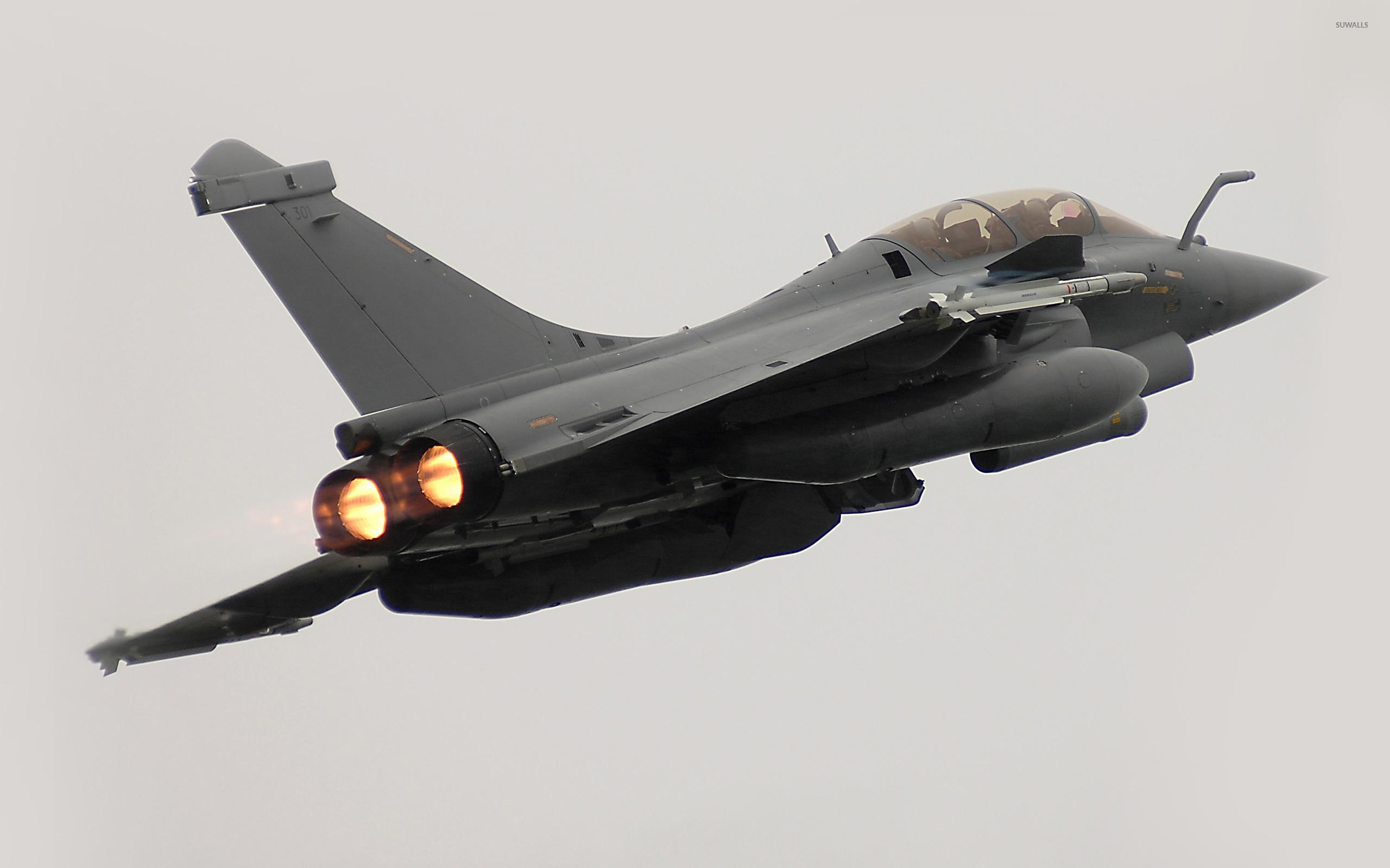 Dassault Rafale [3] wallpaper - Aircraft wallpapers - #8779
