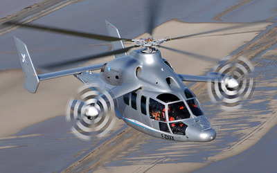 Eurocopter X3 wallpaper
