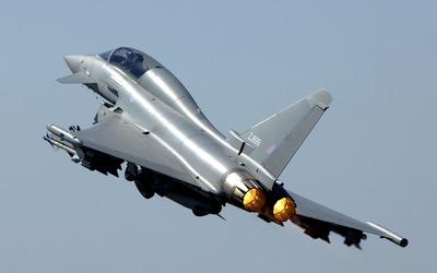 Eurofighter Typhoon [4] wallpaper