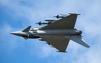 Eurofighter Typhoon [26] wallpaper 2880x1800 jpg