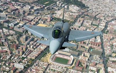 Eurofighter Typhoon [21] wallpaper