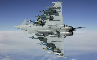 Eurofighter Typhoon [17] wallpaper