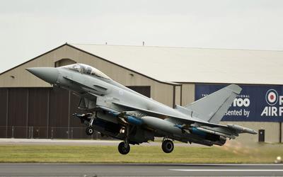 Eurofighter Typhoon [27] wallpaper