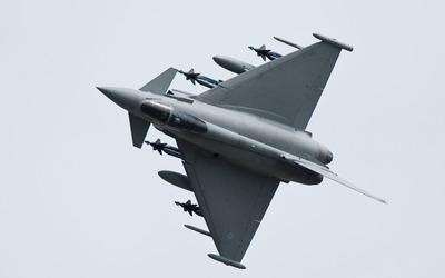 Eurofighter Typhoon [19] wallpaper