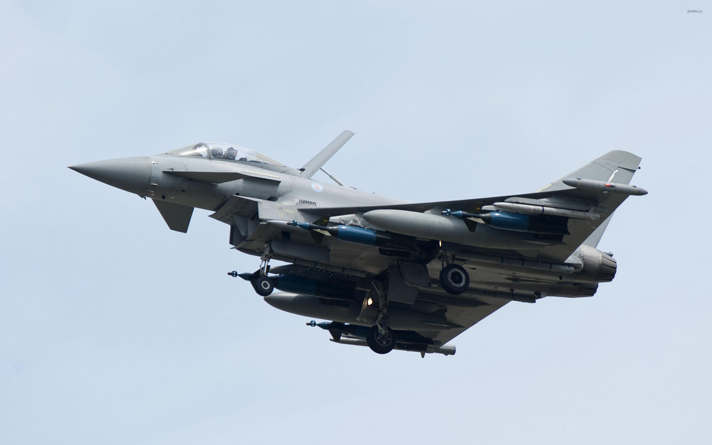eurofighter typhoon [23] wallpaper - aircraft wallpapers - #30028