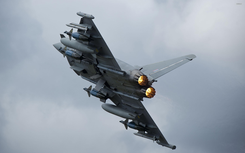 eurofighter typhoon [22] wallpaper - aircraft wallpapers - #30068