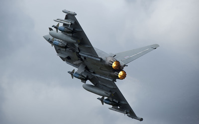 Eurofighter Typhoon [22] wallpaper