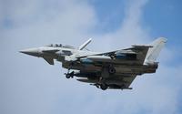 Eurofighter Typhoon [18] wallpaper 2880x1800 jpg