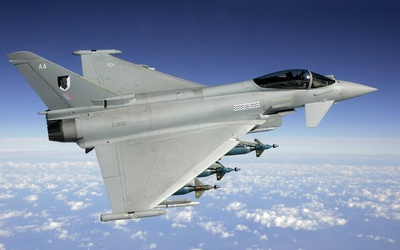 Eurofighter Typhoon [15] wallpaper
