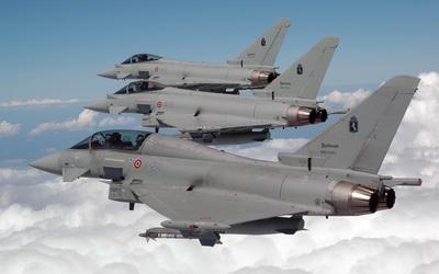 Eurofighter Typhoon [6] wallpaper