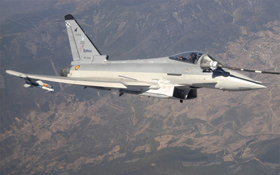 Eurofighter Typhoon [13] wallpaper
