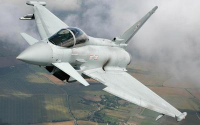 Eurofighter Typhoon [3] wallpaper