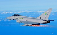 Eurofighter Typhoon EF2000 wallpaper 2560x1600 jpg
