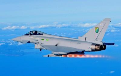 Eurofighter Typhoon EF2000 wallpaper