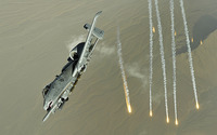 Fairchild Republic A-10 Thunderbolt II wallpaper 1920x1200 jpg