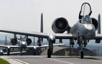 Fairchild Republic A-10 Thunderbolt II [9] wallpaper 1920x1200 jpg