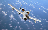 Fairchild Republic A-10 Thunderbolt II [3] wallpaper 1920x1200 jpg