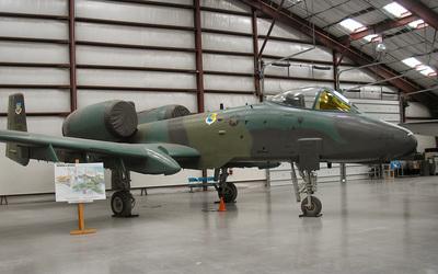 Fairchild Republic A-10 Thunderbolt II [6] wallpaper