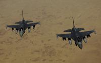 General Dynamics F-16 Fighting Falcon [15] wallpaper 2560x1600 jpg