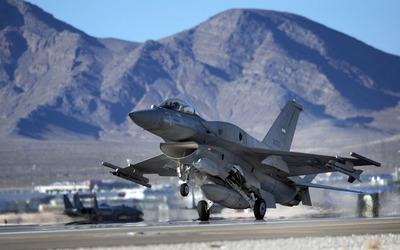 General Dynamics F-16 Fighting Falcon [21] wallpaper