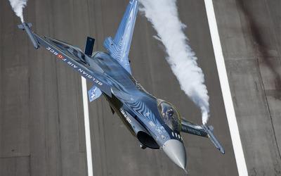 General Dynamics F-16 Fighting Falcon [23] wallpaper