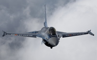 General Dynamics F-16 Fighting Falcon [22] wallpaper 2560x1600 jpg