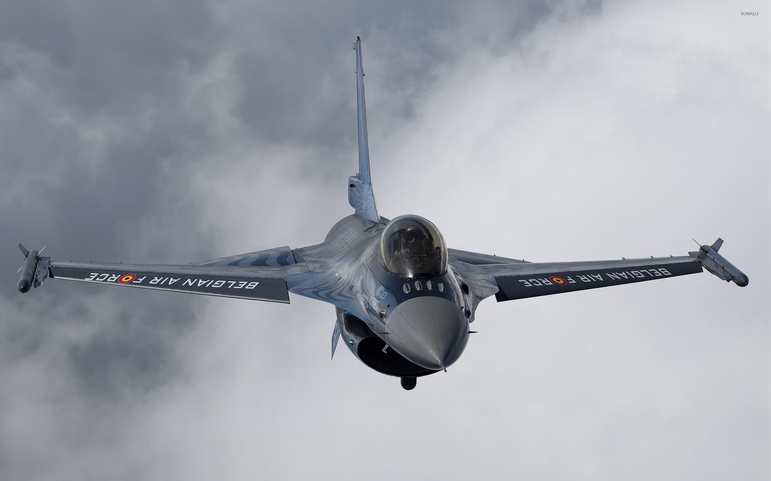 General Dynamics F-16 Fighting Falcon [22] Wallpaper