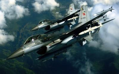 General Dynamics F-16 Fighting Falcon [2] wallpaper