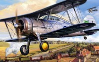 Gloster Gladiator wallpaper 1920x1080 jpg