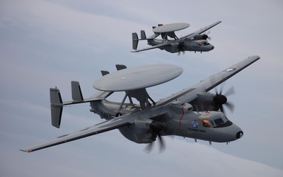 Grumman E-2C Hawkeye [2] wallpaper