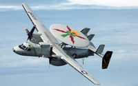 Grumman E-2C Hawkeye wallpaper 1920x1200 jpg