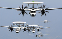 Grumman E-2C Hawkeye [3] wallpaper 2560x1600 jpg
