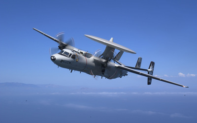 Grumman E-2C Hawkeye [4] wallpaper