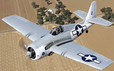 Grumman F4F Wildcat wallpaper
