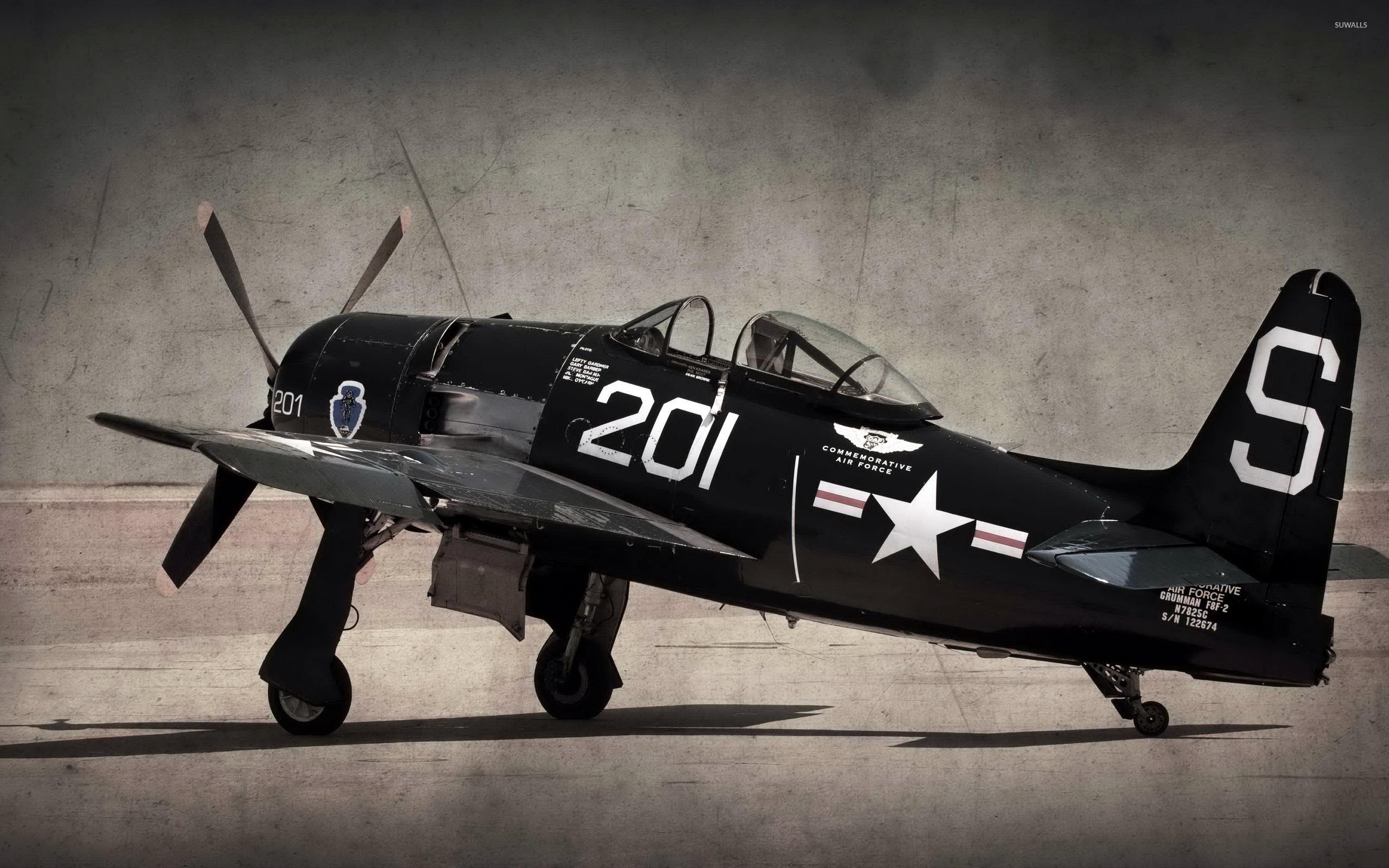 Grumman F8f 2p Bearcat G Rumm