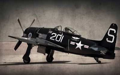 Grumman F8F Bearcat wallpaper